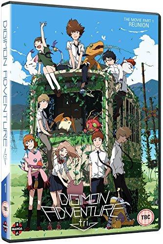 Digimon Adventure Tri The Movie Part 1 [Edizione: Regno Unito] [Edizione: Regno Unito]
