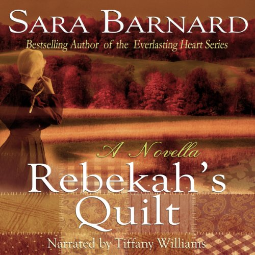 Rebekah's Quilt                   By:                                                                                                                                 Sara Barnard                               Narrated by:                                                                                                                                 Tiffany Williams                      Length: 4 hrs and 42 mins     4 ratings     Overall 3.3