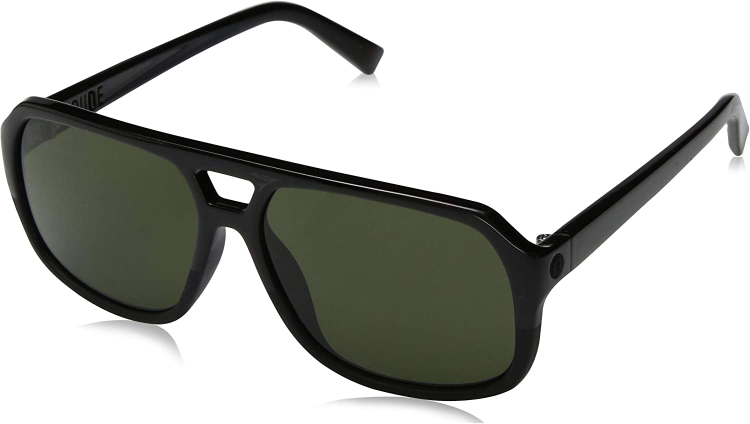 Electric Dude Rectangular Sunglasses Vader 60 mm