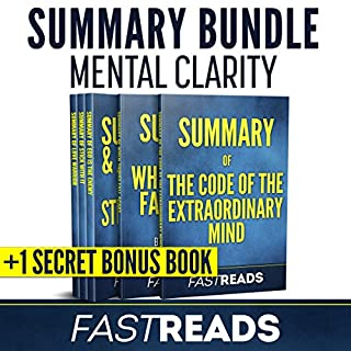 Summary Bundle: Mental Clarity | FastReads audiobook cover art