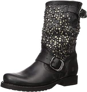 Frye Women's Veronica Deco Short Mid Calf Boot