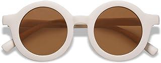 SOJOS Cute Round Baby Sunglasses for Kids Girls Boys UV400 Protection De Sol Gafas SK5606