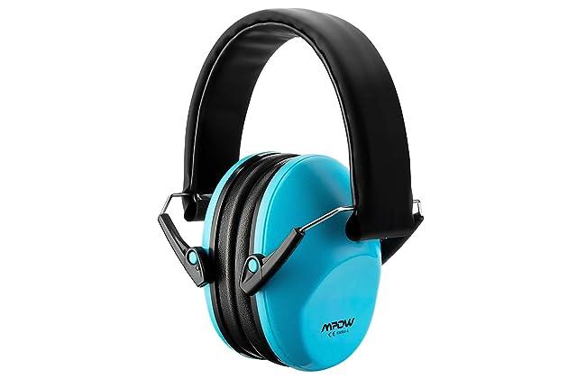 e7523a52914 Mpow 068 Kids Ear Protection, NRR 25dB Noise Reduction Ear Muffs, Toddler  Ear Protection, Protective Earmuffs for Shooting Range Hunting Season, ...
