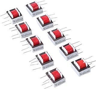 10Pcs Audio Transformers 600:600 Ohm 1:1 EI14 Isolation Transformer