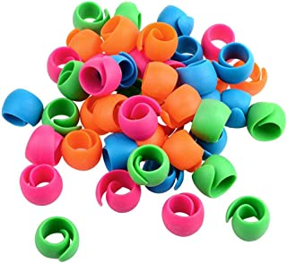20pcs Thread Spool, Prevent Thread Tails from Unwinding, No Loose Ends for Sewing and Embroidery Machine Thread Spools