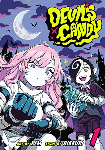 Compare Textbook Prices for Devil's Candy, Vol. 1 1  ISBN 9781974723522 by Rem,Bikkuri