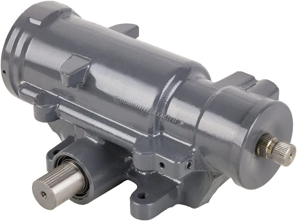 New Power Excellent Steering Gear Box Gearbox Tr Full-Size 70% OFF Outlet Chevy GMC For