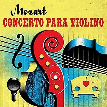 Mozart: Concerto para Violino