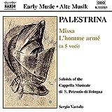 Palestrina: Missa L'Homme Arme / Cavazzoni: Ricercari