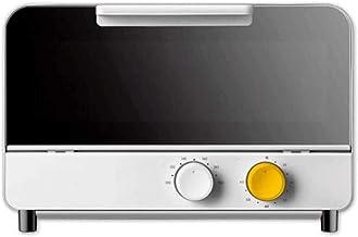 Z-Color Hogar Horno eléctrico 12L Horno for Pizzas Hornear Horno Microondas Cocina Utensilios Estufa Horno eléctrico con Ajuste de Temperatura de 6 etapas