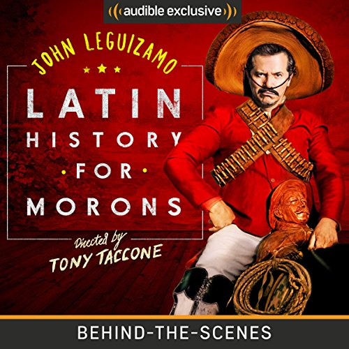Latin History for Morons cover art