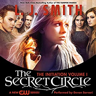 The Secret Circle, Volume I: The Initiation cover art