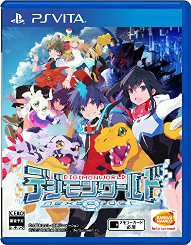Digimon World: Next Order [PSVita][Importación Japonesa]