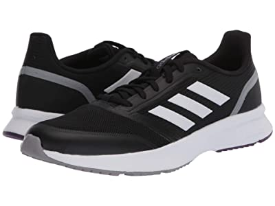 adidas Running Nova Flow (Core Black/Footwear White/Light Granite) Women