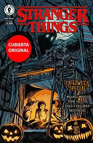 Stranger Things: especial Halloween