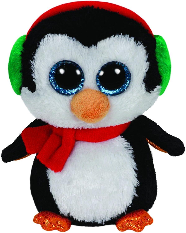 Beanie Boos Buddy North Weihnachtspinguin Schal 24 [German Version]