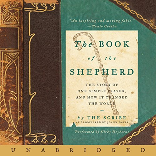 The Book of the Shepherd audiobook cover art