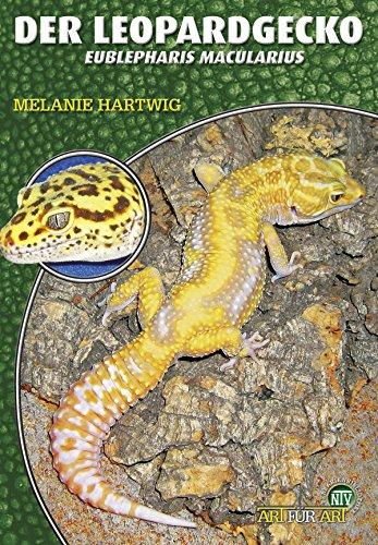 Der Leopardgecko: Eublepharis Macularius (Art für Art)