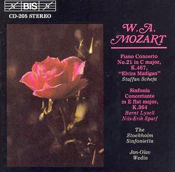 Mozart: Piano Concerto No. 21 - Sinfonia Concertante