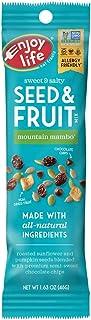 Enjoy Life Seed & Fruit Mix, Peanut Free Trail Mix, Soy Free, Nut Free, Gluten Free, Dairy Free, Non GMO, Vegan Snack Mix, Mountain Mambo, 24 - 1.63 oz