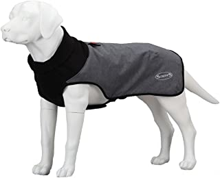 Scruffs Dog Thermal Dog Coat, 55cm, Cajun Grey
