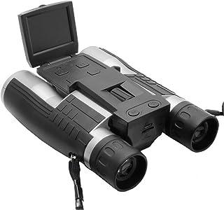 تلسكوب للبالغين كاميرا رقمية مناظير ثنائية العدسات 12 × 32 في الهواء الطلق تلسكوب عالي الدقة تسجيل الفيديو متعدد الوظائف 2...