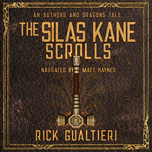 The Silas Kane Scrolls cover art