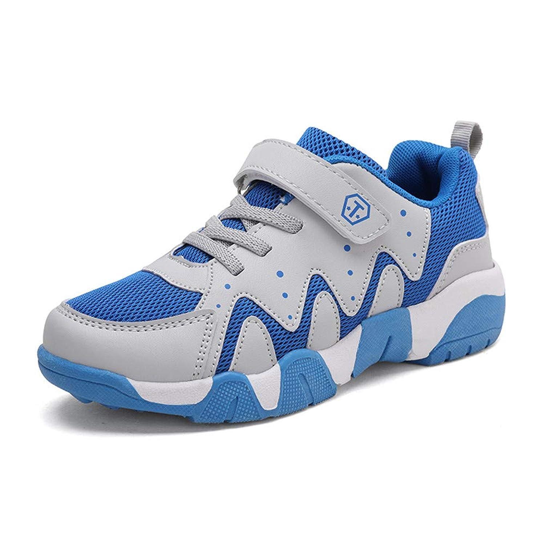 [チャンピオン靴店] パターンの女の子の靴ウォーキングスニーカー子供男の子の靴ヴェルクロスポーツスニーカーウェアラブルウォーキングシューズ
