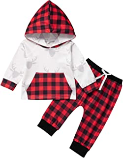 ZANDZKISS Baby Clothes Girls Long Sleeve Hoodie Floral Tops Sweatsuit Pants Outfit Sets
