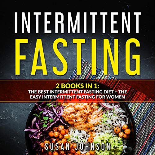 Intermittent Fasting: 2 Books in 1  By  cover art