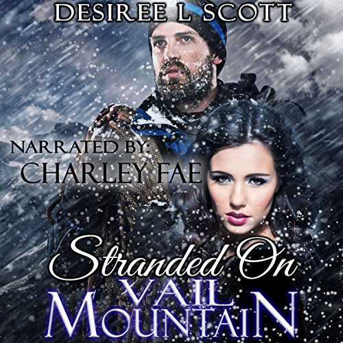Stranded on Vail Mountain audiobook cover art