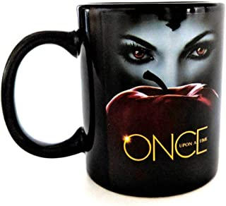 Once Upon a Time Apple Ceramic Coffee Mug 11oz