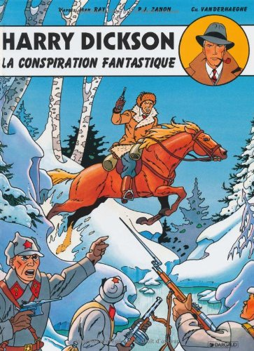 Harry Dickson, tome 6 : La conspiration fantastique