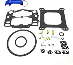 TC-Motor Aftermarket Replacement Carburetor Kit For Edelbrock #1477 4 bbl Carb Carter 9000 Series AFB For 1400 1403 1403 14051406 1407 1411 1409 Briggs & Strattonnn 694485