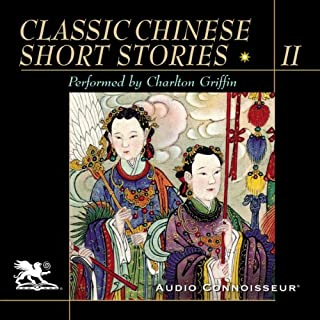 Classic Chinese Short Stories, Volume 2 cover art