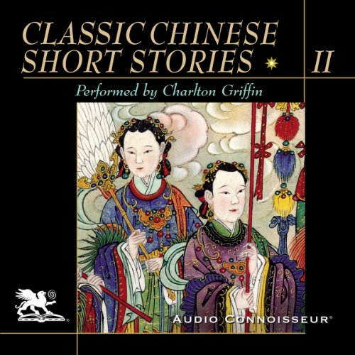 Classic Chinese Short Stories, Volume 2 Titelbild