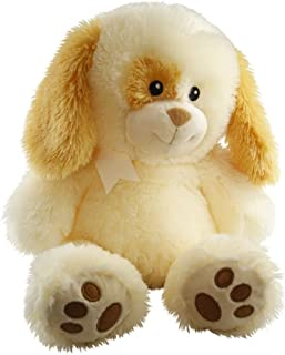 Cuddle Barn New Nite Brite Pals Stuffed Toy Puppy - Patches the Pup