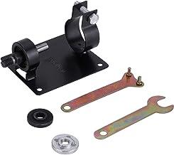Soporte de corte de taladro GAESHOW, soporte de soporte de corte de taladro eléctrico, soporte de asiento para corte estable, pulido, pulido(13MMElectric drill cutting seat)