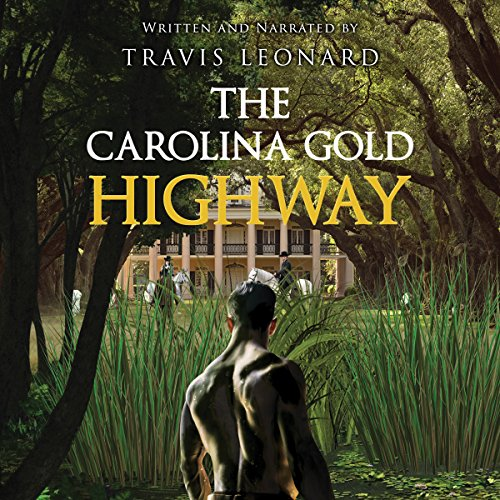 The Carolina Gold Highway audiobook cover art