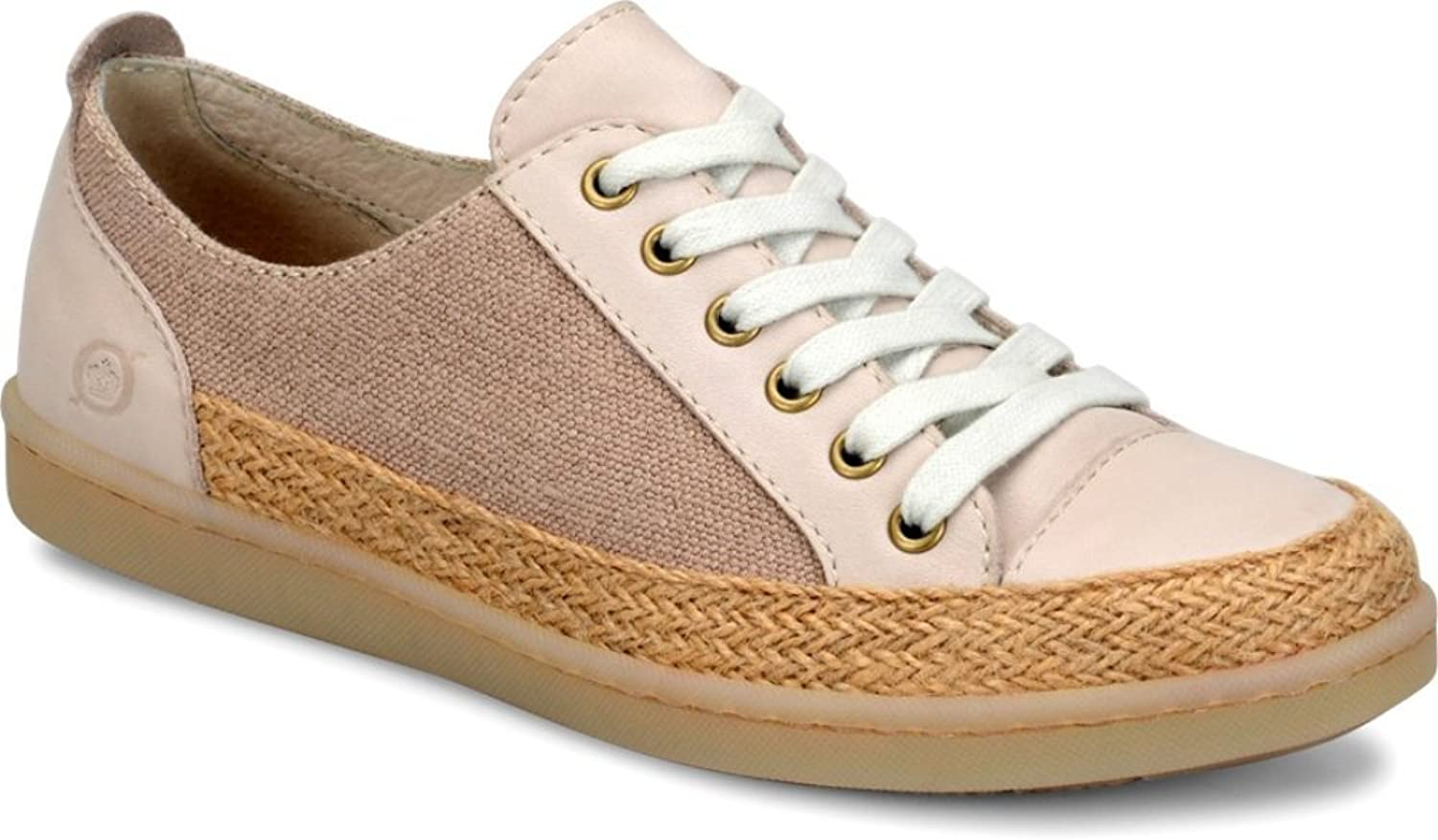 B.O.C. Womens Corfield Canvas Low Top Lace Up Fashion Sneakers