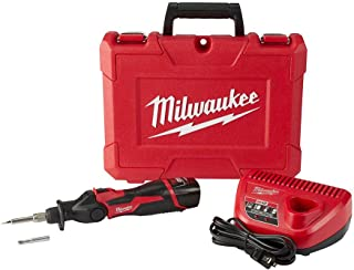 M12 REDLINK Soldering Iron Kit w/LED Light