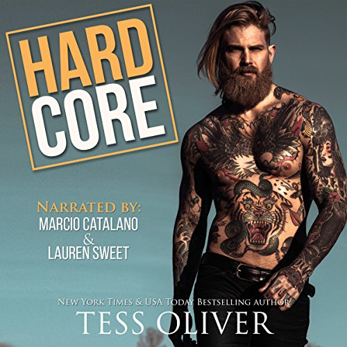 Hard Core audiobook cover art
