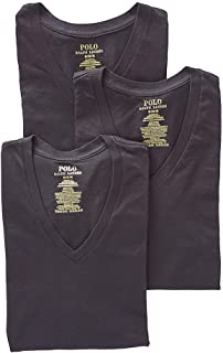 Polo Ralph Lauren Men's Classic Fit w/Wicking 3-Pack V-Necks