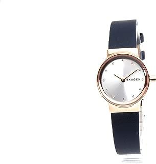 Skagen Women's SKW2744 Analog Quartz Blue Watch
