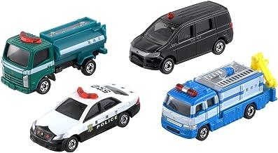 トミカ 警察車両セット