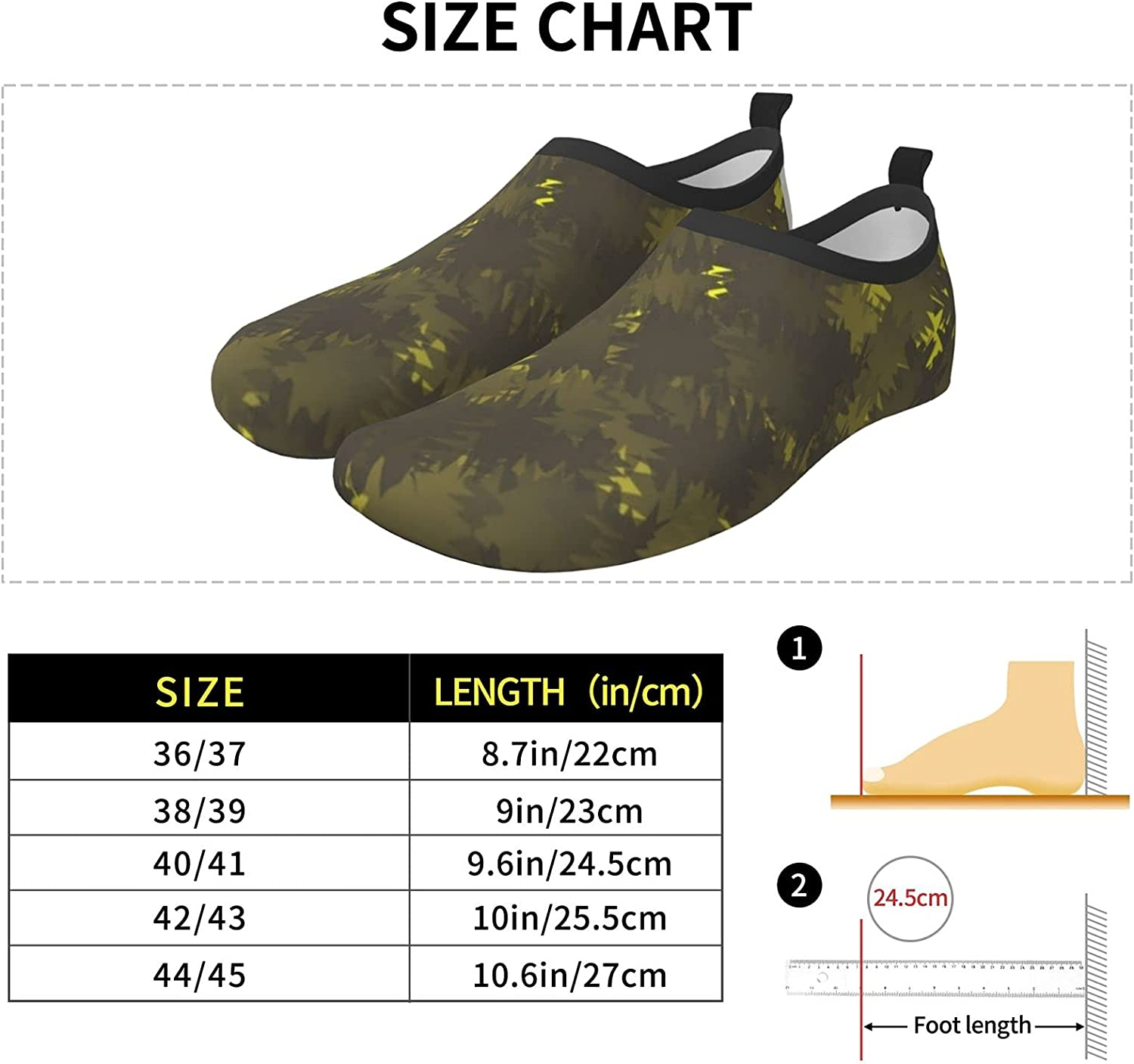 Abstract Geometric Water Shoes for Womens Mens Barefoot Quick-Dry Aqua Socks for Beach Swim Surf Yoga Exercise New Translucent Color Soles