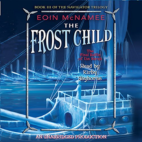 The Frost Child audiobook cover art