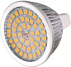 XXT GU5.3Lamp Cup 5w7w Lichtbron Dimming Spotlight 220v (5 Pack) (Color : GU5.3 (86-265V) warm white, Size : 7w)
