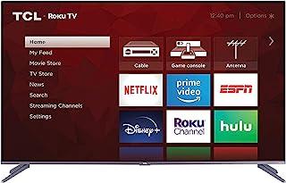 TCL 4K Smart LED TV… (55 INCH)