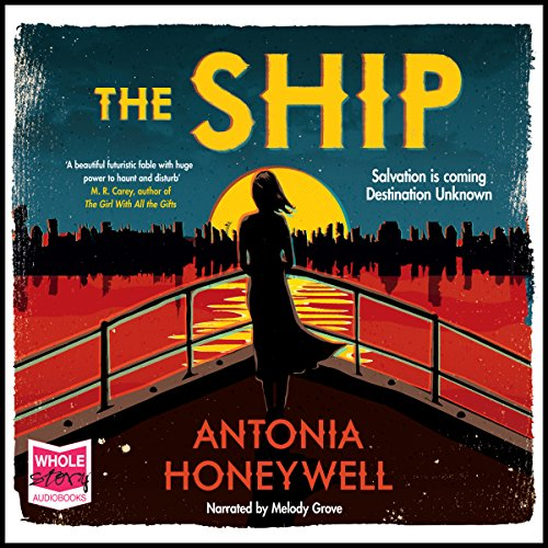 The Ship  By  cover art